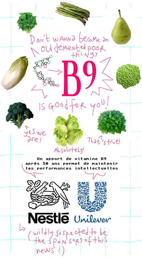 B9 is good for you !